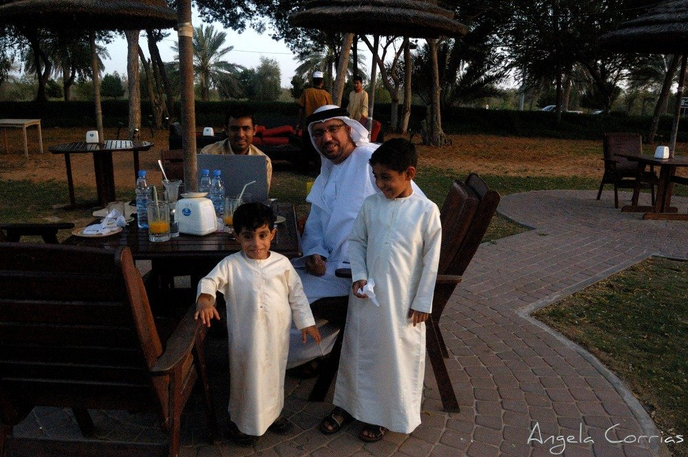 In Al Ain, in the footsteps of Sheik Zayed